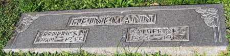 HEINEMANN, FREDERICK J. - Stark County, Ohio | FREDERICK J. HEINEMANN - Ohio Gravestone Photos