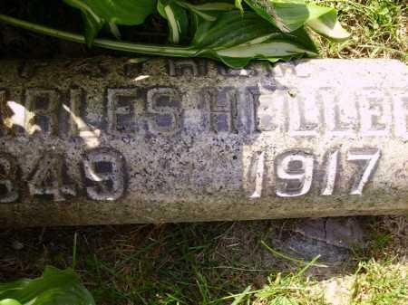 HELLER, CHARLES - Stark County, Ohio | CHARLES HELLER - Ohio Gravestone Photos