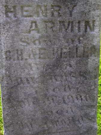 HELLER, HENRY ARMIN - Stark County, Ohio | HENRY ARMIN HELLER - Ohio Gravestone Photos