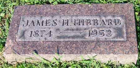 HIBBARD, JAMES H. - Stark County, Ohio | JAMES H. HIBBARD - Ohio Gravestone Photos