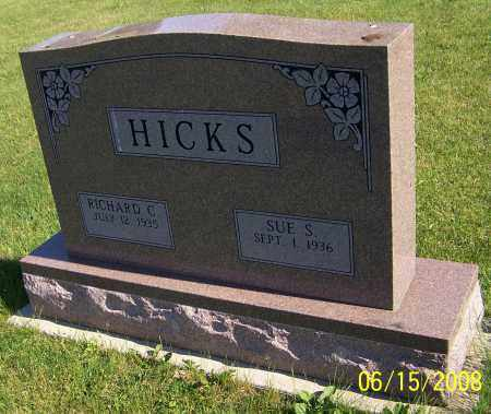 HICKS, SUE S. - Stark County, Ohio | SUE S. HICKS - Ohio Gravestone Photos