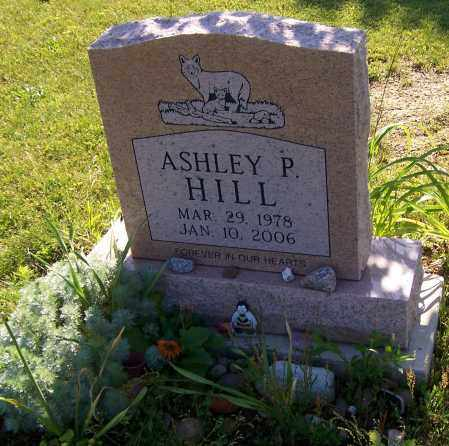 HILL, ASHLEY P. - Stark County, Ohio | ASHLEY P. HILL - Ohio Gravestone Photos