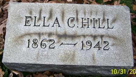 HILL, ELLA C. - Stark County, Ohio | ELLA C. HILL - Ohio Gravestone Photos