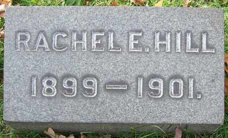 HILL, RACHEL E. - Stark County, Ohio | RACHEL E. HILL - Ohio Gravestone Photos