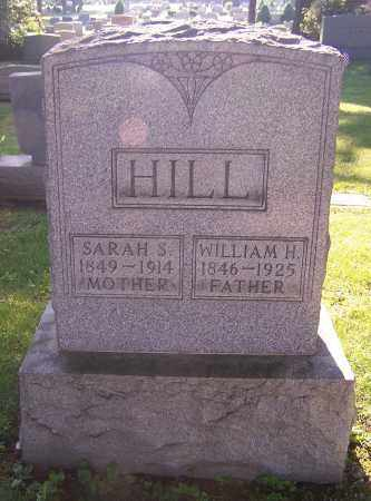 BARBER HILL, SARAH S. - Stark County, Ohio | SARAH S. BARBER HILL - Ohio Gravestone Photos