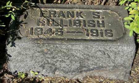 HILLIBISH, FRANK S. - Stark County, Ohio | FRANK S. HILLIBISH - Ohio Gravestone Photos