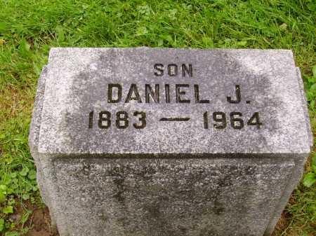 HILLIER, DANIEL J. - Stark County, Ohio | DANIEL J. HILLIER - Ohio Gravestone Photos