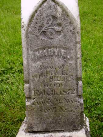 HILLIER, MARY E. - Stark County, Ohio | MARY E. HILLIER - Ohio Gravestone Photos