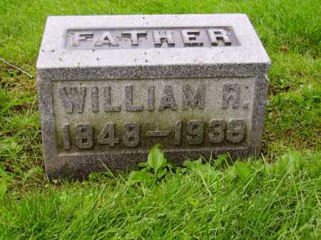 HILLIER, WILLIAM R. - Stark County, Ohio | WILLIAM R. HILLIER - Ohio Gravestone Photos