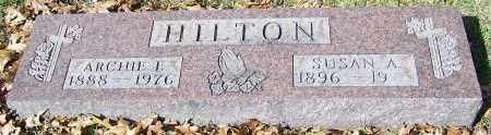 HILTON, SUSAN A. - Stark County, Ohio | SUSAN A. HILTON - Ohio Gravestone Photos