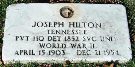 HILTON, JOSEPH - Stark County, Ohio | JOSEPH HILTON - Ohio Gravestone Photos