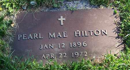 HILTON, PEARL MAE - Stark County, Ohio | PEARL MAE HILTON - Ohio Gravestone Photos