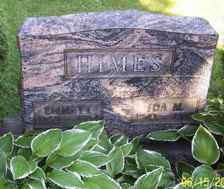 HIMES, EMMETT - Stark County, Ohio | EMMETT HIMES - Ohio Gravestone Photos