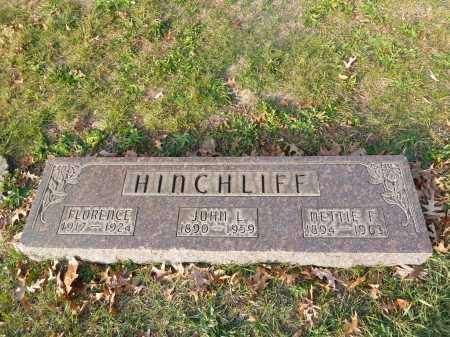 HINCHCLIFF, NETTIE - Stark County, Ohio | NETTIE HINCHCLIFF - Ohio Gravestone Photos