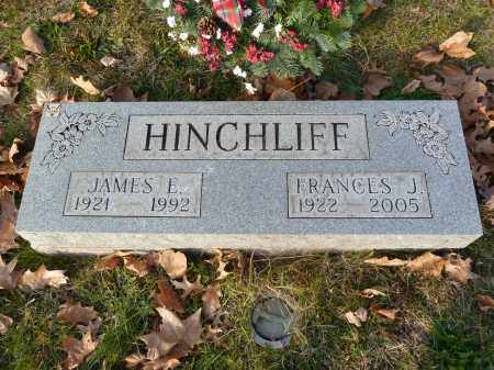 HINCHCLIFF, JAMES E. - Stark County, Ohio | JAMES E. HINCHCLIFF - Ohio Gravestone Photos