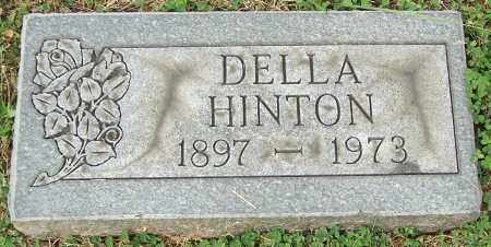 HINTON, DELLA - Stark County, Ohio | DELLA HINTON - Ohio Gravestone Photos