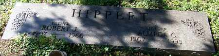 HIPPERT, ROBERT J. - Stark County, Ohio | ROBERT J. HIPPERT - Ohio Gravestone Photos