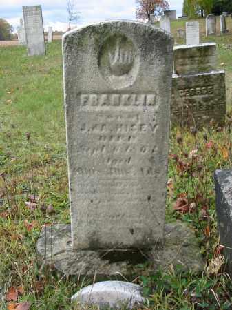 HISEY, FRANKLIN - Stark County, Ohio   FRANKLIN HISEY - Ohio Gravestone Photos