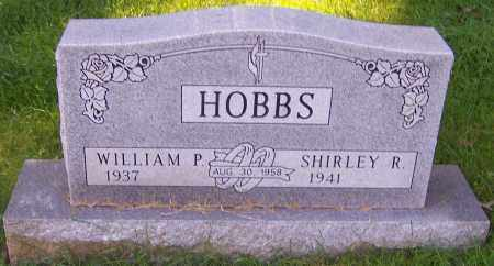 HOBBS, WILLIAM P. - Stark County, Ohio | WILLIAM P. HOBBS - Ohio Gravestone Photos