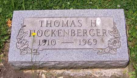 HOCKENBERGER, THOMAS H. - Stark County, Ohio   THOMAS H. HOCKENBERGER - Ohio Gravestone Photos