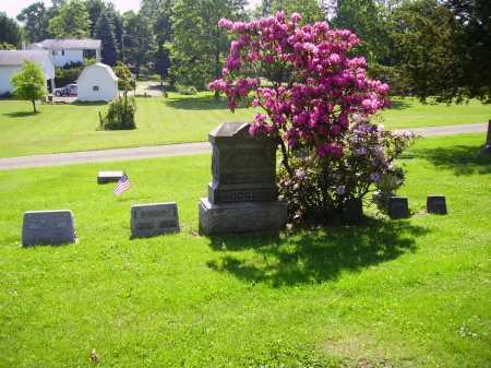 HODGSON, FAMILY LOT - Stark County, Ohio | FAMILY LOT HODGSON - Ohio Gravestone Photos