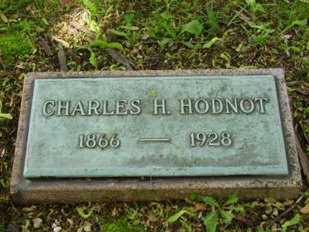 HODNUT, CHARLES HENRY - Stark County, Ohio | CHARLES HENRY HODNUT - Ohio Gravestone Photos
