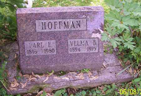HOFFMAN, VELMA B. - Stark County, Ohio | VELMA B. HOFFMAN - Ohio Gravestone Photos