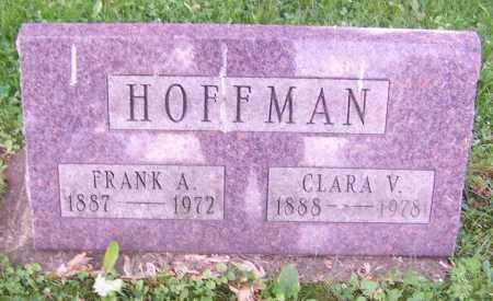 HOFFMAN, CLARA V. - Stark County, Ohio | CLARA V. HOFFMAN - Ohio Gravestone Photos