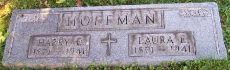 HOFFMAN, LAURA E. - Stark County, Ohio | LAURA E. HOFFMAN - Ohio Gravestone Photos
