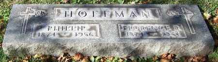 HOFFMAN, FLORENCE R. - Stark County, Ohio | FLORENCE R. HOFFMAN - Ohio Gravestone Photos