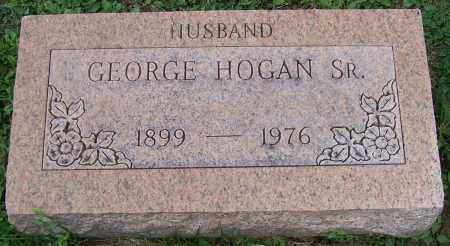 HOGAN, GEORGE  (SR) - Stark County, Ohio | GEORGE  (SR) HOGAN - Ohio Gravestone Photos