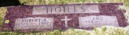 HOILES, ROBERT R. - Stark County, Ohio | ROBERT R. HOILES - Ohio Gravestone Photos