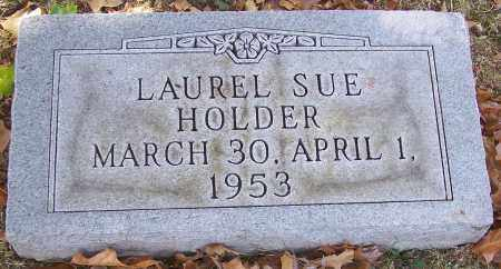 HOLDER, LAUREL SUE - Stark County, Ohio | LAUREL SUE HOLDER - Ohio Gravestone Photos