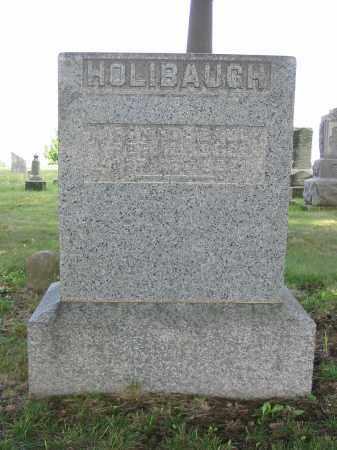 HOLIBAUGH, AARON - Stark County, Ohio | AARON HOLIBAUGH - Ohio Gravestone Photos