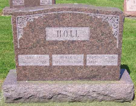 HOLL, HOMER J. - Stark County, Ohio | HOMER J. HOLL - Ohio Gravestone Photos