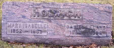 HOLWICK, DANIEL LELAND - Stark County, Ohio | DANIEL LELAND HOLWICK - Ohio Gravestone Photos