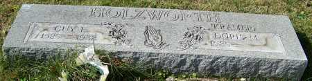 HOLZWORTH, DORIS M. - Stark County, Ohio | DORIS M. HOLZWORTH - Ohio Gravestone Photos