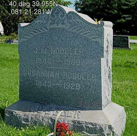 HOOBLER, SUSANNAH - Stark County, Ohio | SUSANNAH HOOBLER - Ohio Gravestone Photos