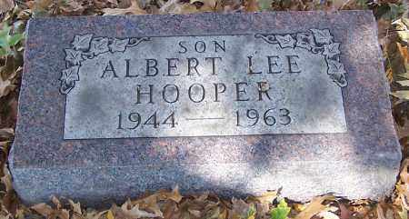 HOOPER, ALBERT LEE - Stark County, Ohio | ALBERT LEE HOOPER - Ohio Gravestone Photos