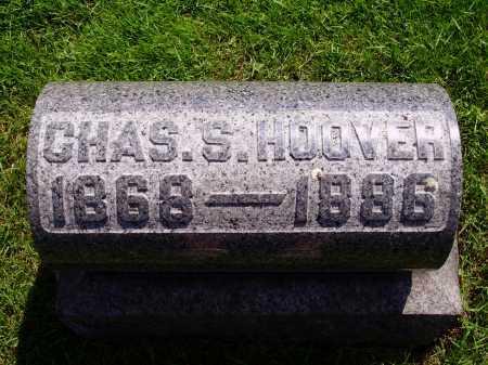 HOOVER, CHARLES S. - Stark County, Ohio | CHARLES S. HOOVER - Ohio Gravestone Photos
