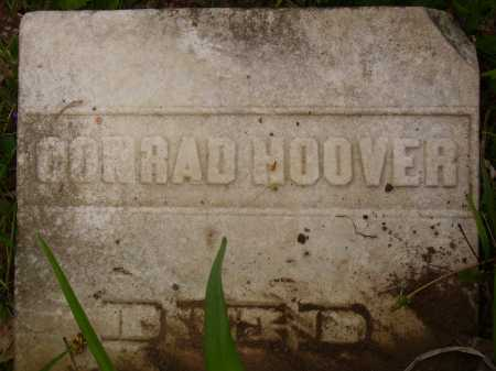 HOOVER, CONRAD - Stark County, Ohio | CONRAD HOOVER - Ohio Gravestone Photos