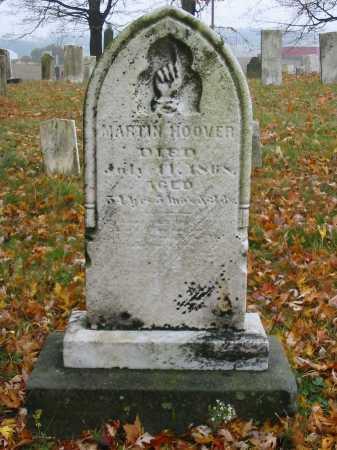 HOOVER, MARTIN - Stark County, Ohio | MARTIN HOOVER - Ohio Gravestone Photos