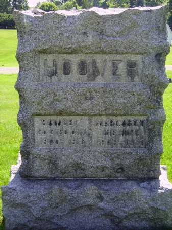 HOOVER, MARGARET - Stark County, Ohio | MARGARET HOOVER - Ohio Gravestone Photos