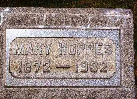 HOPPES, MARY - Stark County, Ohio | MARY HOPPES - Ohio Gravestone Photos