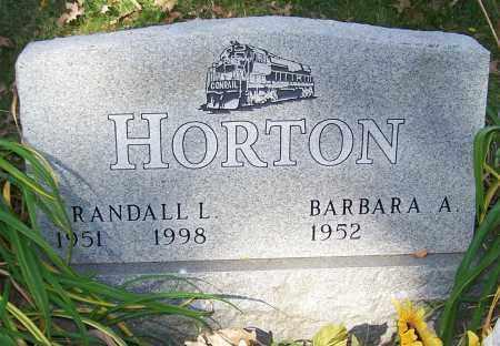 HORTON, RANDALL L. - Stark County, Ohio | RANDALL L. HORTON - Ohio Gravestone Photos