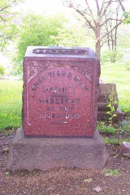 HOSE, CHRISTIAN D. - Stark County, Ohio | CHRISTIAN D. HOSE - Ohio Gravestone Photos