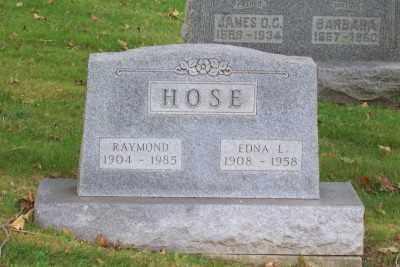 HOSE, RAYMOND - Stark County, Ohio | RAYMOND HOSE - Ohio Gravestone Photos