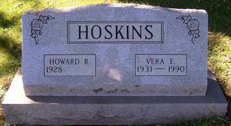 HOSKINS, HOWARD R. - Stark County, Ohio | HOWARD R. HOSKINS - Ohio Gravestone Photos