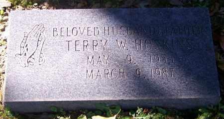 HOSKINS, TERRY W. - Stark County, Ohio | TERRY W. HOSKINS - Ohio Gravestone Photos