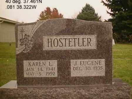 HOSTETLER, KAREN LEE - Stark County, Ohio | KAREN LEE HOSTETLER - Ohio Gravestone Photos
